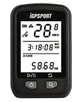 cheap -iGPSPORT® IGS20 Bike Computer/Bicycle Computer Wateproof GPS Bluetooth Av - Average Speed Max - Maximum Speed ANT+ PC Mountain Cycling