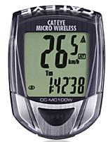 preiswerte -CatEye® CC-MC100W Fahrradcomputer Tragbar Av - Durchschnittliche Geschwindigkeit LCD Langlebig Bergradfahren Straßenradfahren
