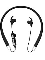 cheap -MS-T10 Bluetooth 4.2 Earphone Headset Sport Wireless Bluetooth Headset with Microphone TF Memory Card Slot