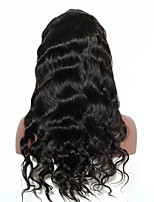 cheap -250% Density Lace Front Human Hair Wigs For Black Women Pre Plucked With Baby Hair Body Wave Peruvian Lace Wig Sunny Queen Remy