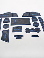 abordables -Automobile Groove Mat Tapis Intérieur de Voiture Pour Lincoln 2014 2015 MKC