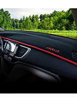 cheap -Automotive Dashboard Mat Car Interior Mats For Buick All years Excelle