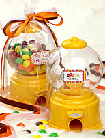 cheap -Birthday Party / Evening Party Favors & Gifts - Gifts Candy Jars and Bottles Ribbon Tie Plastics Holiday Fairytale Theme Romance Birthday