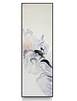 cheap -Abstract Oil Painting Wall Art,PS Material With Frame For Home Decoration Frame Art Indoors