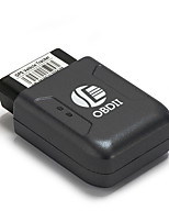 cheap -OBD Easy to Install Satellite Locator GPRS / GPS / LBS Locator the Platform Free Lifetime use