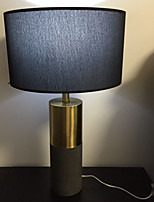 cheap -Simple Eye Protection Table Lamp For Living Room Metal Black