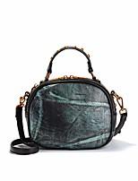 cheap -Women Bags Sheepskin Shoulder Bag Pockets for Casual All Season Brown Dark Green Black
