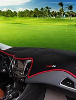preiswerte -Automobil Armaturenbrett Matte Innenraummatten fürs Auto Für Chevrolet Alle Jahre Cruze