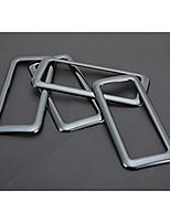 cheap -Automotive Car Air Conditioner Vent Covers DIY Car Interiors For Toyota All years LAND CRUISER PRADO
