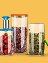 Недорогие -Стекло Прост в применении Хранение продуктов питания 4шт Кухонная организация