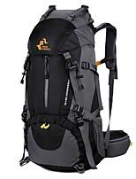Недорогие -50 L рюкзак Заплечный рюкзак Походные рюкзаки Отдых и Туризм Пешеходный туризм На открытом воздухе Путешествия Альпинизм Катание вне