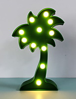 cheap -LED Night Light Coconut Tree 3D Lamp For Children Home Decoration Table Lamp