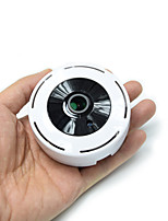 cheap -HD FULL 1080P 180Degree Panoramic Wide Angle MINI Camera Smart IPC Wireless Fisheye IP Camera P2P Security Wifi Camera Barrel