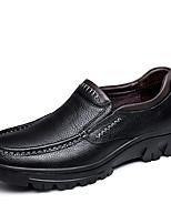 abordables -Chaussures Cuir Cuir Nappa Printemps Automne Chaussures de plongée Chaussures formelles Confort Mocassins et Chaussons+D6148 pour