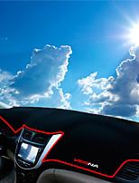 cheap -Automotive Dashboard Mat Car Interior Mats For Hyundai All years Verna