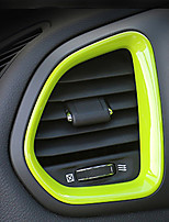 economico -fodere di ventilazione del condizionatore d'aria dell'automobile automobilistica diy interiore dell'automobile per la plastica di