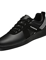 cheap -Men's Shoes Rubber Spring Fall Comfort Sneakers for Casual Black Green Blue