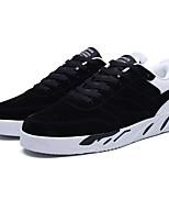 Недорогие -Для мужчин обувь Термопластик Весна Осень Удобная обувь Светодиодные подошвы Кеды для Повседневные Черный Серый Красный