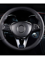 cheap -Automotive Steering Wheel Covers(Leather)For Mercedes-Benz All years GLC E Class C Class GLA