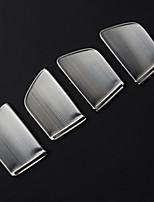 Недорогие -автомобильные крытые дверные чаши diy автомобильные интерьеры для nissan все годы патруль y62 stailess steel