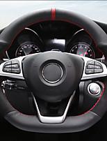 economico -Coprivolanti per auto (in pelle) per mercedes-benz per tutti gli anni classe c riportare il segno