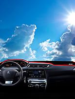 cheap -Automotive Dashboard Mat Car Interior Mats For Peugeot 2016 2017 308