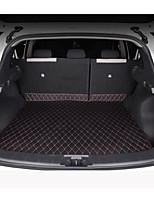 cheap -Automotive Trunk Mat Car Interior Mats For Nissan 2016 2017 Qashqai
