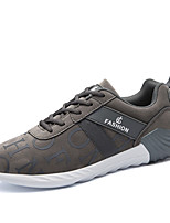 cheap -Shoes Fabric Spring Summer Comfort Sneakers for Casual Outdoor Black Gray Black/Red