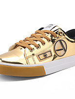 cheap -Men's Shoes Customized Materials Spring Summer Comfort Sneakers for Casual Outdoor Silver Black Gold