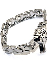 cheap -Cosplay Accessories Inspired by Naruto Anime Cosplay Accessories 1 Bracelet Chrome