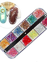 cheap -Ornaments Nail Art DIY Tool Accessory Multi-colored Nail Art Design