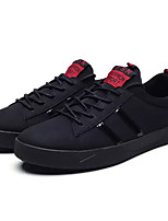 cheap -Men's Shoes Rubber Spring Fall Comfort Sneakers for Outdoor Black Gray