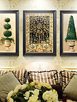 economico -Natura morta Decorazioni da parete,Polistirolo Materiale con cornice For Decorazioni per la casa Cornice Salotto