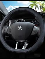 economico -Coprivolanti per automobili (pelle) per peugeot 2012 2013 2014 308