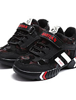 cheap -Boys' Shoes Leatherette Spring Fall Comfort Sneakers for Casual Green Red Black