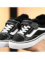 economico -Da ragazzo Scarpe Pelle Primavera Autunno Comoda Sneakers per Casual Bianco Nero