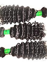 Недорогие -китайский поставщик волос 10a индийский водный волк virgin человеческий волос 3 пучки 300g много естественный черный цвет индийский remy
