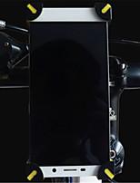 abordables -Vélo Téléphone portable Fixation de Support  Support Ajustable Téléphone portable Type de boucle Plastique Titulaire
