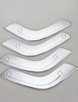 cheap -Automotive Door Armrest Protective Cover DIY Car Interiors For Jeep 2011 2012 2013 2014 2015 2016 2017 Wrangler Plastic