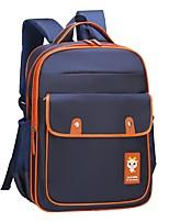 cheap -Children's Bags Nylon Backpack Zipper for Casual All Seasons Khaki Royal Blue