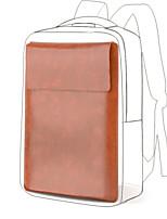 """preiswerte -MacBook Herbst Ärmel für Einfarbig Volltonfarbe Kunst-Leder Stoff Das neue MacBook Pro 15"""" Das neue MacBook Pro 13"""" MacBook Pro 15 Zoll"""
