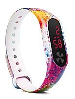 cheap -Watch Band for Mi Band 2 Xiaomi Wrist Strap Sport Band Silicone