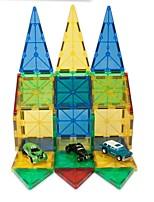 preiswerte -Magnetische Bauklötze Spielzeuge Architektur Transformierbar Weicher Kunststoff 32 Stücke