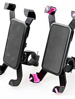 billige -Cykel Mobiltelefon Montage Stativ Holder Justerbar Stander Buckle Type ABS Holder