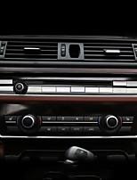 Недорогие -автомобильный Центровые стековые обложки Всё для оформления интерьера авто Назначение BMW 2017 2016 2015 2014 2013 2012 2011 5-й серии
