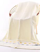 abordables -Style frais Serviette de bain,Solide Qualité supérieure Pur Coton Plaine coton 100% Serviette
