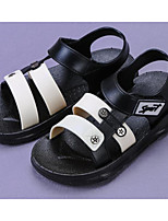 cheap -Boys' Shoes PVC Leather Spring Summer Comfort Sandals for Casual Blue Black