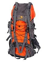 preiswerte -60 L Rucksack Tourenrucksäcke/Rucksack Wandern Klettern Outdoor Übungen Camping Skitourengehen Reise Bergsteigen Skitourengehen Nylon