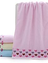 abordables -chiffon de lavage de style frais, serviette de jacquard tissée de coton de qualité supérieure créative