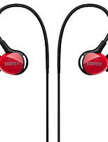 cheap -EDIFIER H281PS Ear Hook Wired Headphones Dynamic Plastic Sport & Fitness Earphone Ergonomic Comfort-Fit Headset